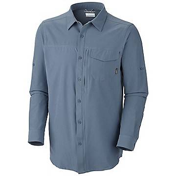 Men's Global Adventure™ Roll-up Long Sleeve Shirt