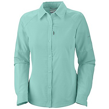 Women's Silver Ridge™ Long Sleeve Shirt - Extended Size