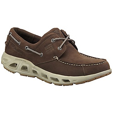 Men's Boatdrainer™ Leather PFG Boat Shoe