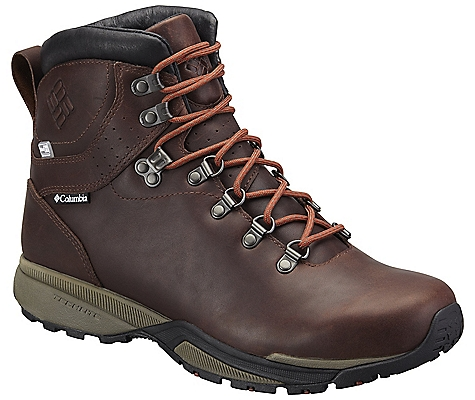 photo: Columbia Combin OutDry Mid hiking boot
