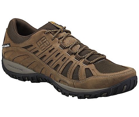 photo: Columbia Peakfreak Enduro Leather