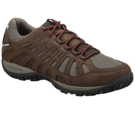 photo: Columbia Peakfreak Enduro Leather Outdry trail shoe