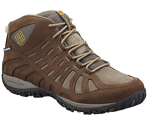 photo: Columbia Peakfreak Enduro Mid Leather OutDry
