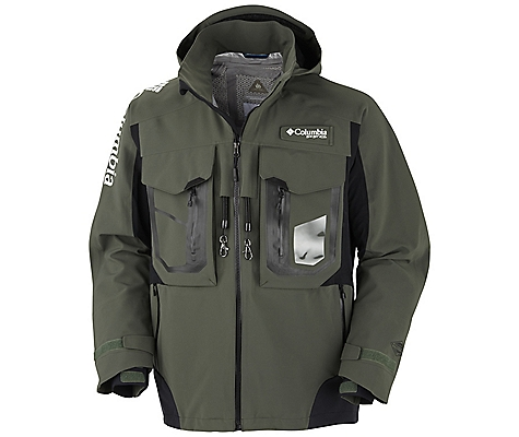 Columbia FireStorm Jacket
