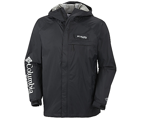 Columbia HydroTech Packable Rain Jacket