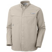 Men's PFG Terminal Zero™ Long Sleeve Woven Shirt