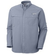 Men's Terminal Zero™ Lon Sleeve Woven Shirt