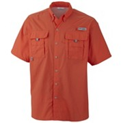 Men's Bahama™ II Short Sleeve Shirt—Tall