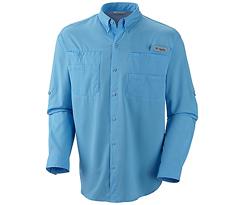 photo: Columbia Men's Tamiami II Long Sleeve Shirt