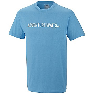 Men's Adventure Never Waits™ Short Sleeve Tee