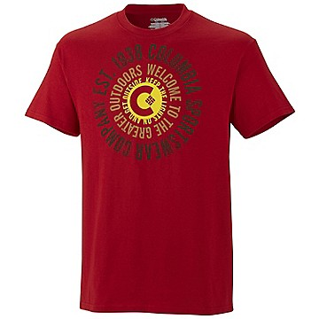 Men's CS Coolest Cool™ Short Sleeve Tee