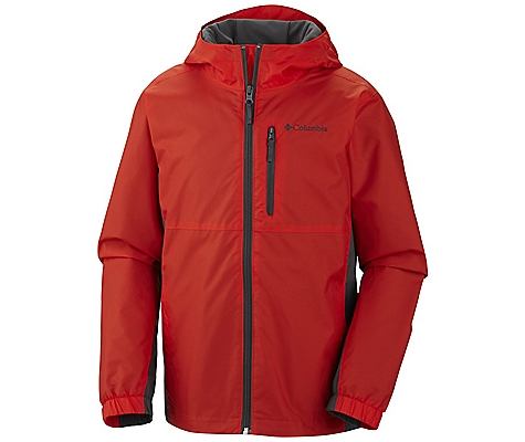 photo: Columbia Big Jump II Jacket waterproof jacket
