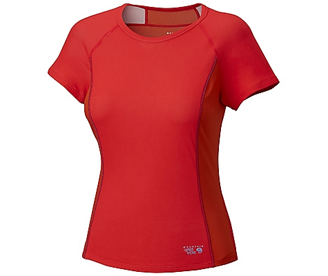 photo: Mountain Hardwear Aliso S/S T short sleeve performance top