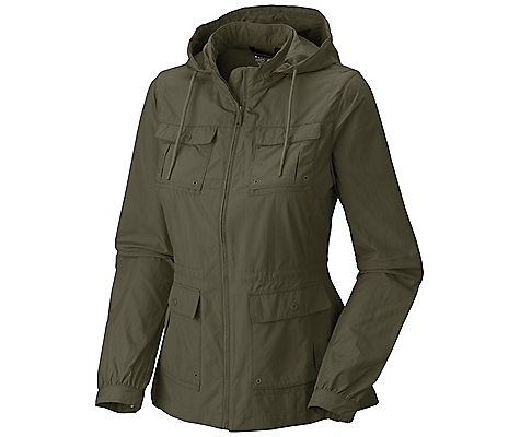 photo: Mountain Hardwear Urbanite Traveler Jacket