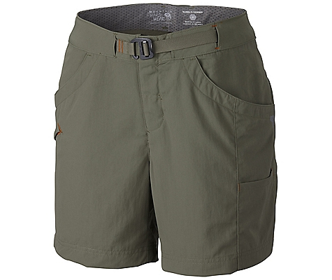photo: Mountain Hardwear Campina Short hiking short