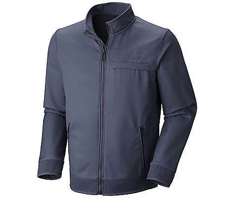 photo: Mountain Hardwear Men's Beemer Jacket soft shell jacket
