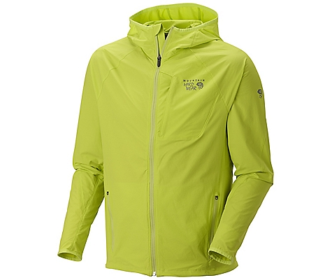 photo: Mountain Hardwear Chocklite Jacket wind shirt