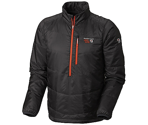 photo: Mountain Hardwear Compressor Pullover synthetic insulated jacket