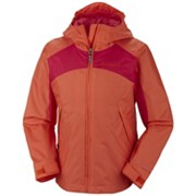 Girl's Wet Reflect™ Jacket