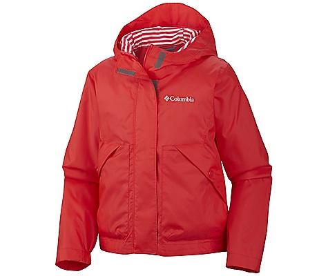 photo: Columbia Spring Dew Rain Jacket waterproof jacket
