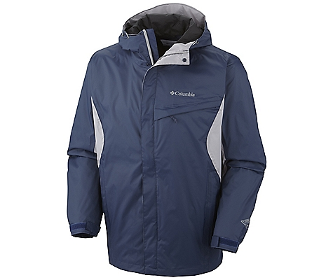 photo: Columbia Watertight Jacket waterproof jacket
