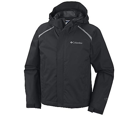 Columbia ChromaTech Rain Jacket