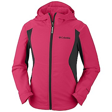 Girl's Splash Flash™ Hooded Softshell - Toddler