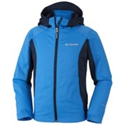 Boy's Splash Flash™ Hooded Softshell