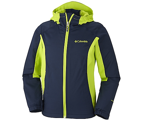 Columbia Splash Flash Hooded Softshell