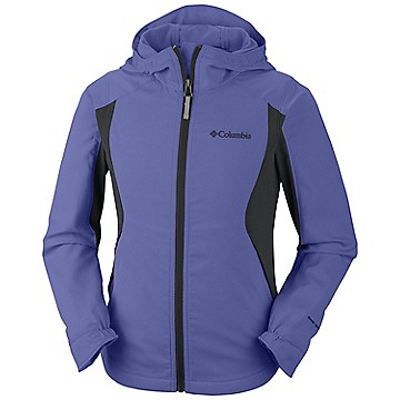 Girl's Splash Flash™ Hooded Softshell