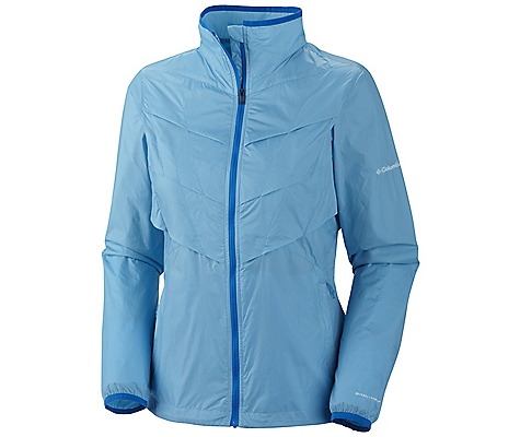 photo: Columbia Kaleidaslope Windbreaker Jacket