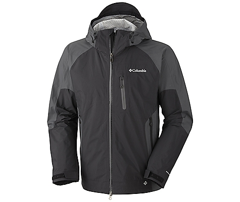 photo: Columbia The Compounder II Shell waterproof jacket