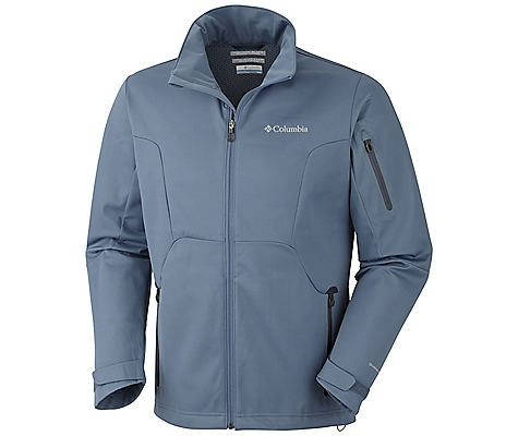 photo: Columbia Million Air Softshell soft shell jacket