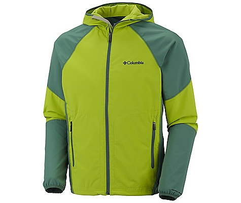 photo: Columbia Sweet As Softshell Hoodie soft shell jacket