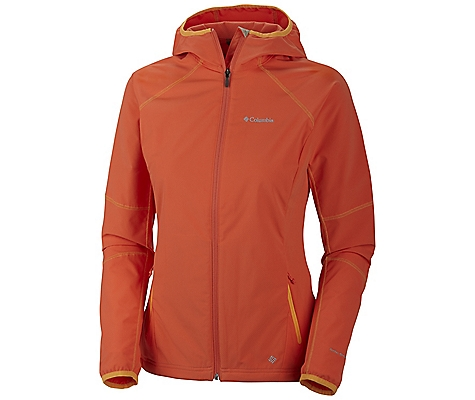photo: Columbia Women's Sweet As Softshell