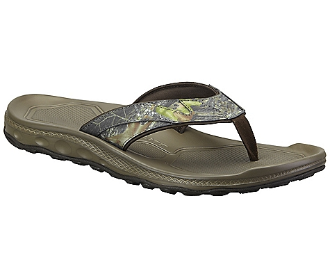 photo: Columbia Men's Techsun III Camo sport sandal