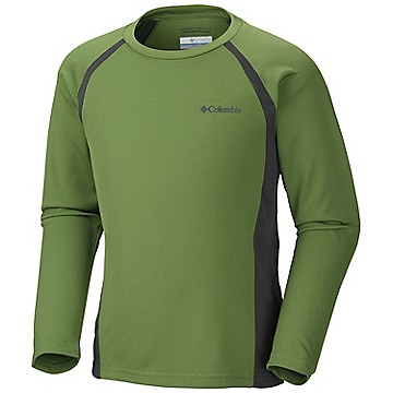 Boys' Silver Ridge™ II Long Sleeve Tech Tee
