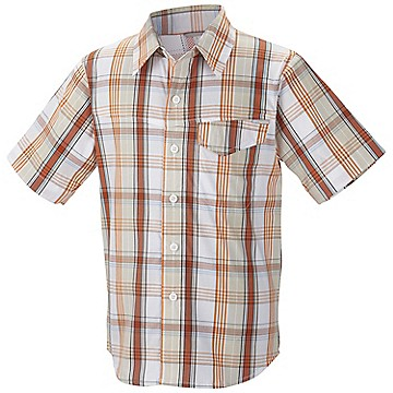 Boys' Silver Ridge™ III Short Sleeve Shirt