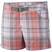 Women's Cross On Over™ II Plaid Short