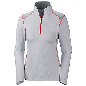 Women's Freeze Degree™ II Half Zip Shirt