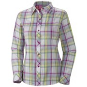 Women's Insect Blocker™ Plaid Long Sleeve Shirt