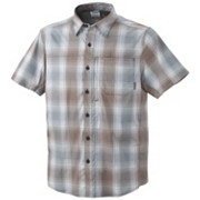 Men's Global Adventure™ Short Sleeve Plaid Shirt