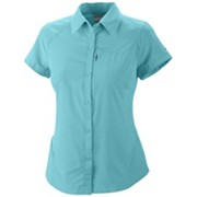 Women's Silver Ridge™ Short Sleeve Shirt-Extended Size