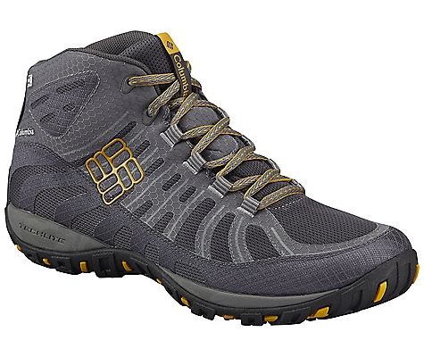 photo: Columbia Peakfreak Enduro Mid OutDry hiking boot