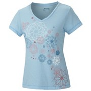 Women's Dancing Diatoms™ V-Neck Tee