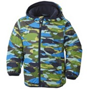 Mini Pixel Grabber™ II Wind Jacket - Toddler