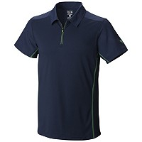 Men's DryHiker Justo™ Short Sleeve Polo