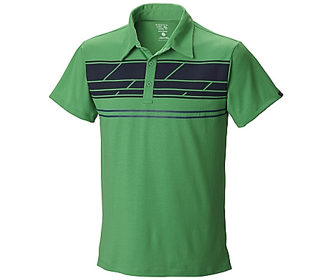 Mountain Hardwear DryTraveler Stripe Polo
