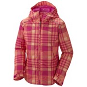 Girls' Wet Reflect™ Jacket - Toddler