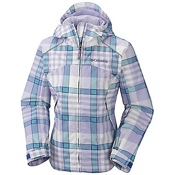Girls' Wet Reflect™ Jacket